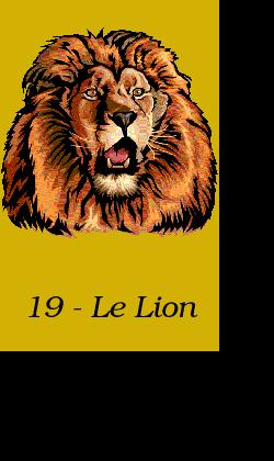 Lion du tarot MU dans LION 19_LeLion_hg